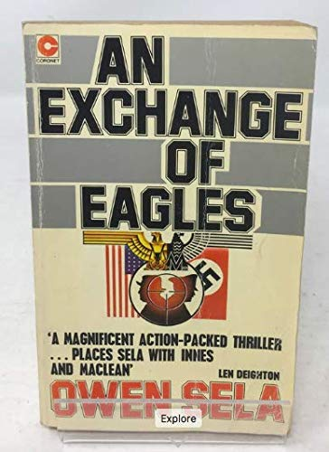 9780340225912: Exchange of Eagles