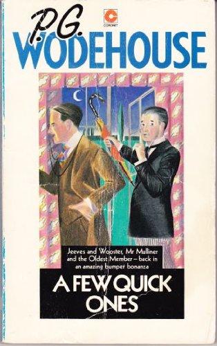 9780340226957: Few Quick Ones (Coronet Books)