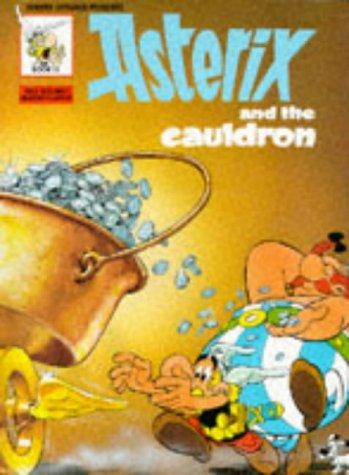 9780340227114: ASTERIX AND THE CAULDRON (Classic Asterix paperbacks)