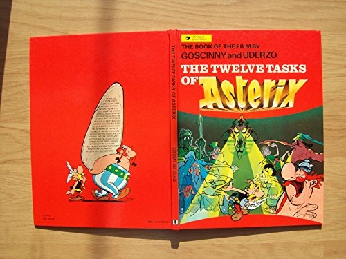 Twelve Tasks of Asterix