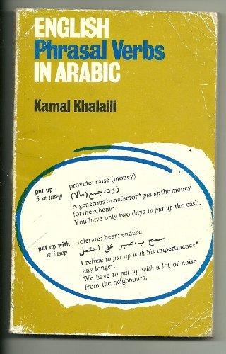 9780340227725: English Phrasal Verbs in Arabic