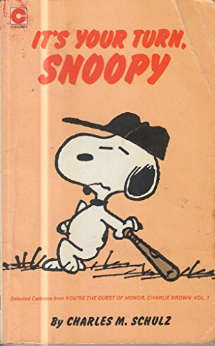 9780340227787: It's Your Turn, Snoopy (Coronet Books)