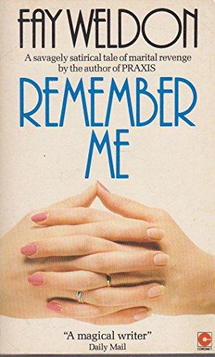 9780340229460: Remember Me