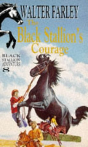 9780340229866: The Black Stallion's Courage (Knight Books)