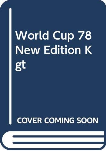 9780340230008: World Cup 78 New Edition Kgt