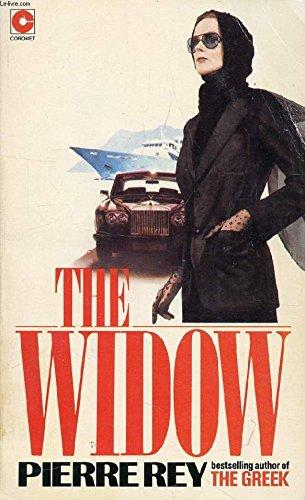 The Widow (Coronet Books): Pierre Rey