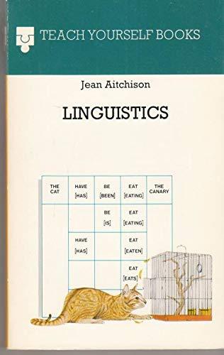 Linguistics (Teach Yourself): Aitchison, Jean