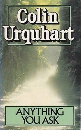 9780340233481: Anything You Ask (Hodder Christian paperbacks)