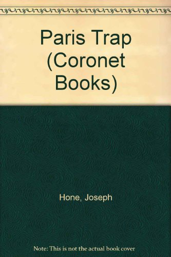 9780340234860: Paris Trap (Coronet Books)