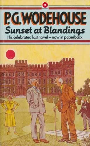 9780340238301: Sunset at Blandings