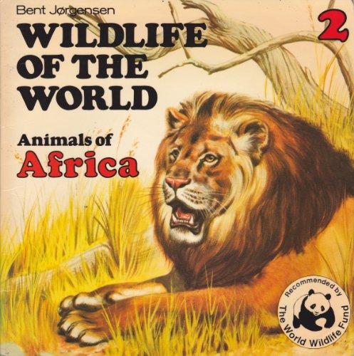 9780340239667: Wildlife of the World: Animals of Africa Bk. 2