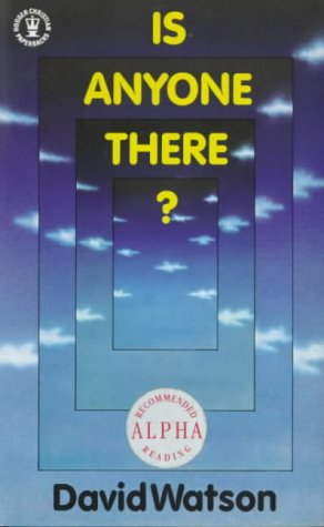 9780340241103: Is Anyone There? (Hodder Christian paperbacks)