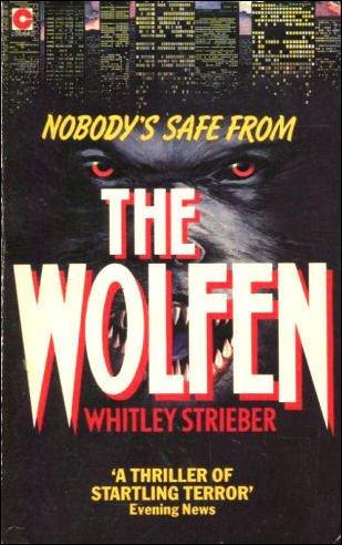 The Wolfen (Coronet Books): Whitley Strieber