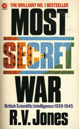 MOST SECRET WAR - JONES R. V.