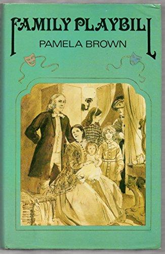 Family Playbill Brown: Brown, Pamela
