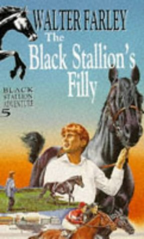 9780340242766: Black Stall Filly (Knight Books)