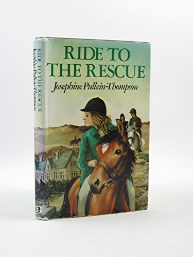 9780340243060: Ride to the Rescue