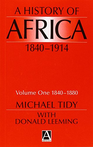 9780340244197: A History of Africa, 1840-1914: 1840-80 v. 1