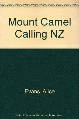 9780340245446: Mount Camel Calling NZ