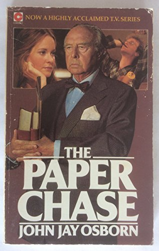 9780340245583: Paper Chase