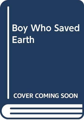 Boy Who Saved Earth: Slater, Jim