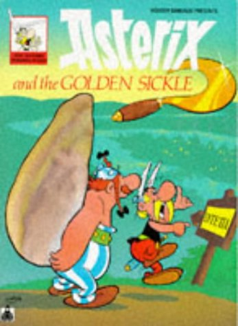 9780340247136: Asterix and the Golden Sickle (Knight Books)