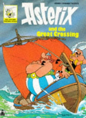 9780340247143: ASTERIX AND THE GREAT CROSSING