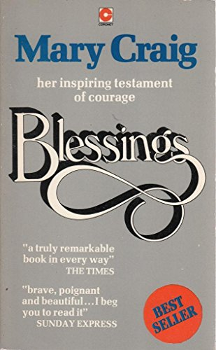 9780340248522: Blessings: An Autobiographical Fragment (Coronet Books)