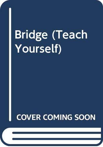 9780340248843: Bridge (Teach Yourself)