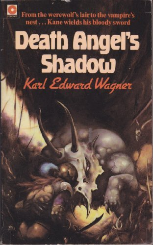 9780340250792: Death Angel's Shadow (Coronet Books)