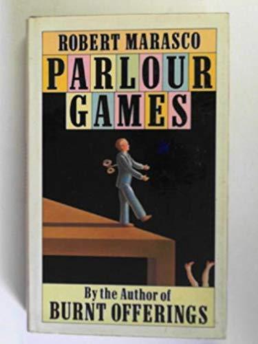 9780340251928: Parlour Games