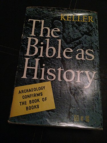 9780340252611: Bible as History