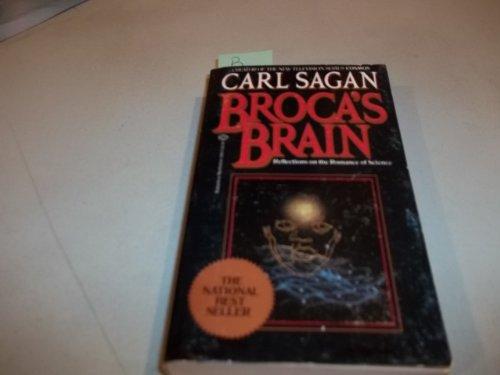 9780340253489: Broca's Brain: The Romance of Science (Coronet Books)