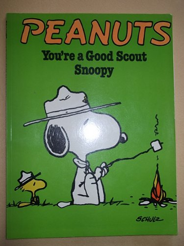 9780340253663: You're a Good Scout, Snoopy