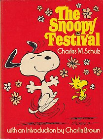 9780340253748: The Snoopy festival