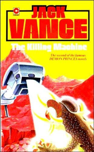 9780340253953: The Killing Machine (Demon Princes, Book 2)