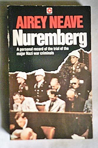 9780340254509: Nuremberg (Coronet Books)