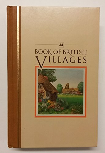9780340254875: Automobile Association - Book of British Villages