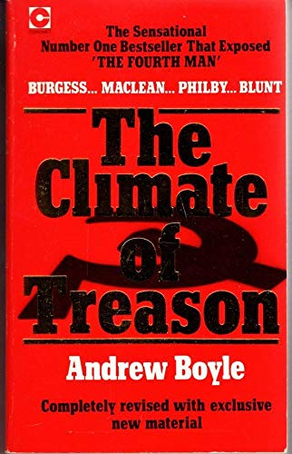 9780340255728: The Climate of Treason (Coronet Books)