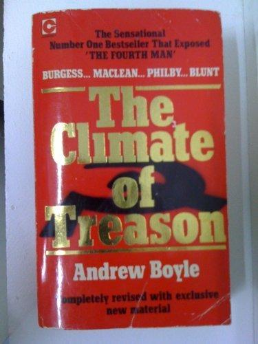 9780340255728: The Climate of Treason (Coronet Books)