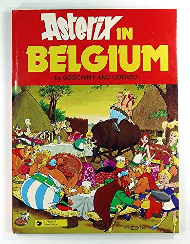 9780340257357: Asterix in Belgium