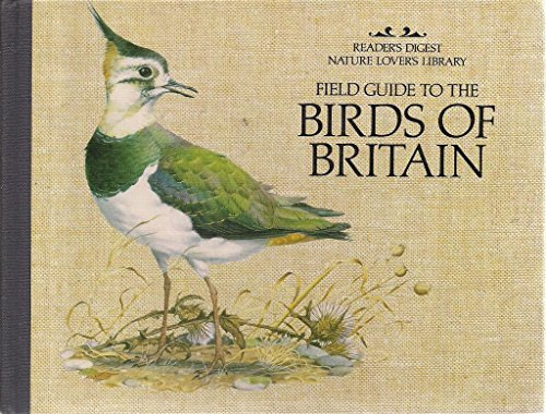 9780340258903: Field Guide to the Birds of Britain