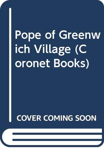 9780340259382: Pope of Greenwich Village (Coronet Books)