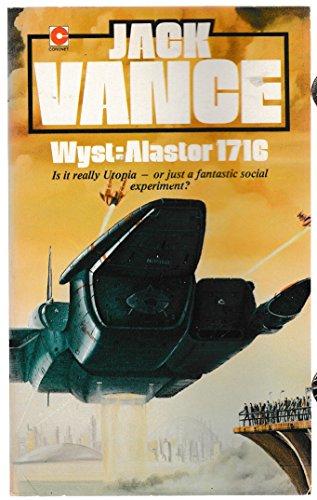 9780340260968: Wyst: Alastor 1716