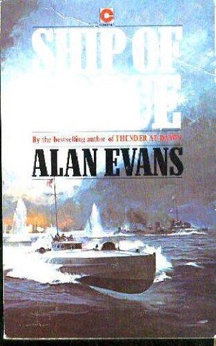Ship of Force (Coronet Books): Evans, Alan