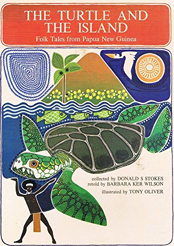 9780340261156: The Turtle and the Island: Folk Tales from Papua New Guinea