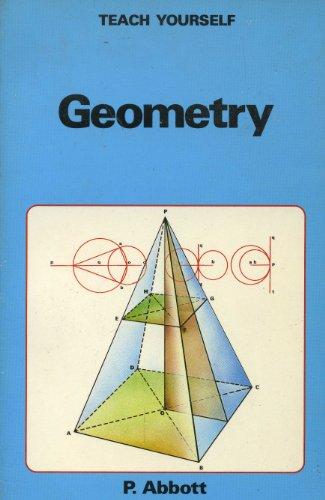 9780340261644: Geometry