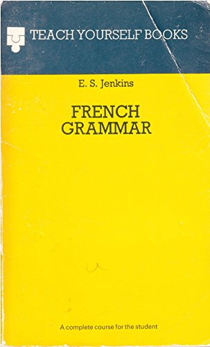 9780340261705: French Grammar (Teach Yourself)