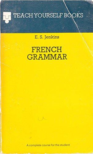 9780340261705: French Grammar (Teach Yourself)