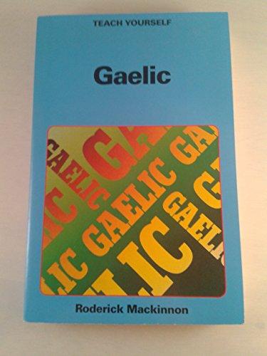 9780340261958: Gaelic (Teach Yourself)